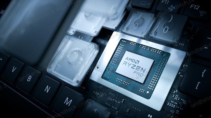 AMD Ryzen Pro 4000 را برای موبایل اعلام کرد: 8 هسته ، 15 وات ، 4.1 گیگاهرتز   - لپ تاپ استوک