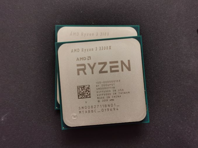 The Amd Ryzen 3 3300x And 3100 Cpu Review A Budget Gaming Bonanza