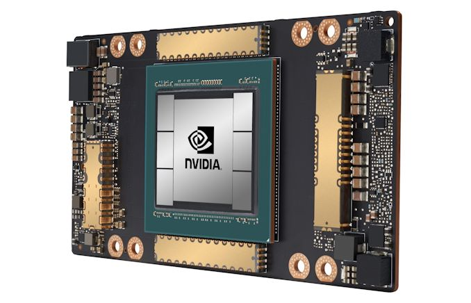 NVIDIA Ampere Unleashed: NVIDIA Announces New GPU Architecture, A100 GPU, and Accelerator