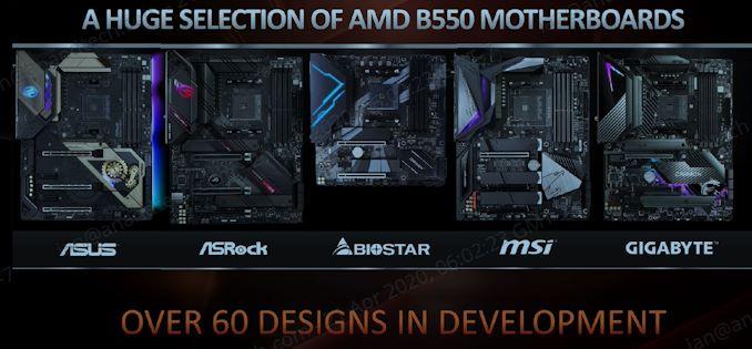 مادربردهای B550 AMD & # 039؛ s شروع به نمایش آنلاین می کنند   - لپ تاپ استوک