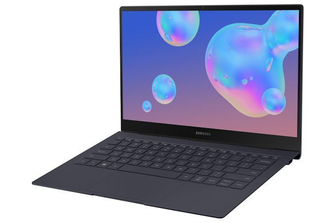 Samsung Unveils Intel-based Galaxy Book S: Intel's Lakefield Inbound