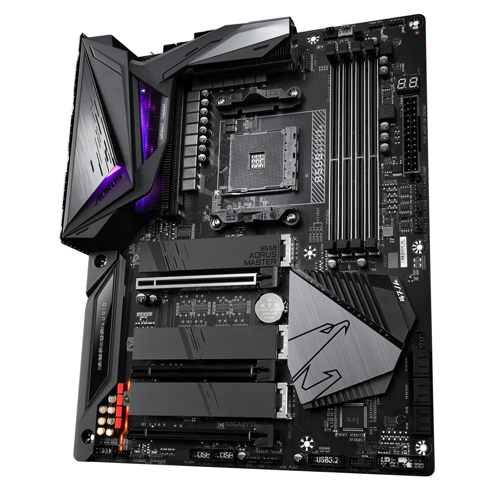 The Amd B550 Motherboard Overview Asus Gigabyte Msi Asrock And Others