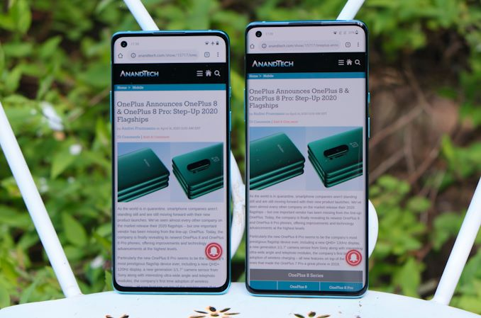 The OnePlus 8, OnePlus 8 Pro Pro Review: Becoming The Flagship - AnandTech thumbnail