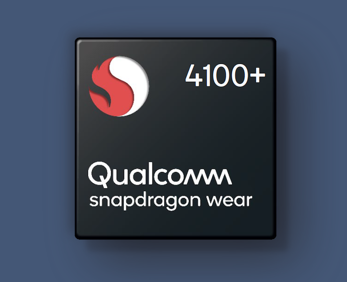Qualcomm Announces New Snapdragon Wear 4100 & 4100+: 12nm A53 Smartwatches thumbnail