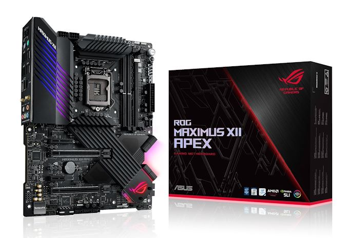 <p>ASUS ROG Maximus XII Apex Now Available thumbnail