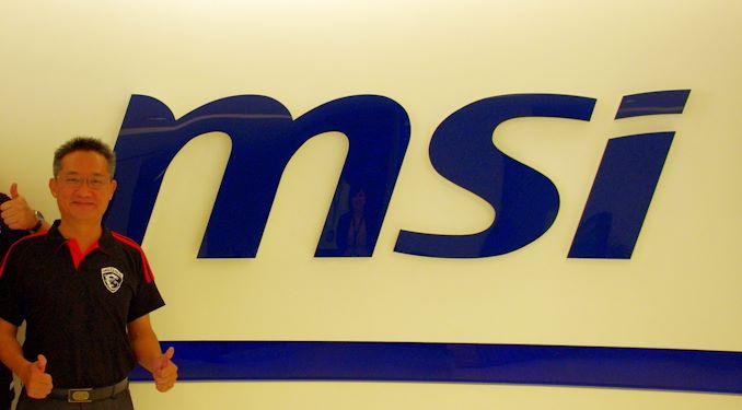 Charles Chiang, President and CEO of MSI, Passes Away at 56 thumbnail