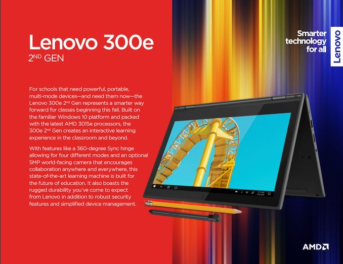 AMD Zen اکنون در 6W TDP: Dore Core for Education   - لپ تاپ استوک