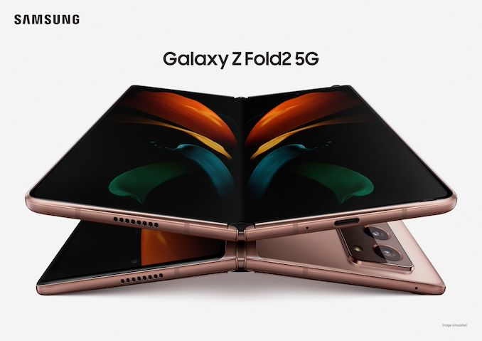 Samsung Announces Galaxy Z Fold 2: Second-Generation Foldable