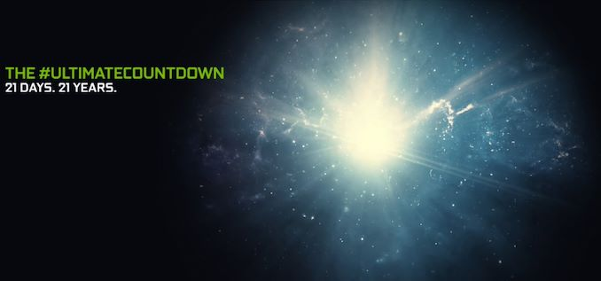 """NVIDIA Teases GeForce """"Ultimate Countdown"""" For August 31st: Ampere Inbound?"""