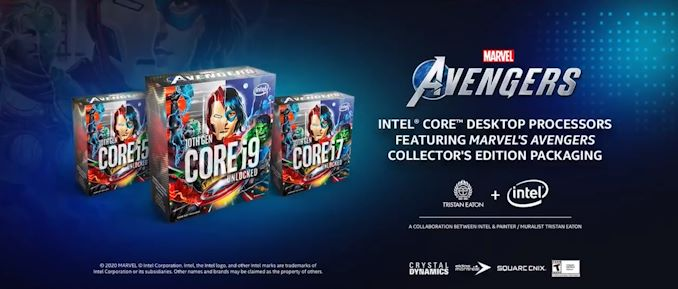 Intel Brand Tie-ins: New Avengers Packaging Gives You a New Box To Play With