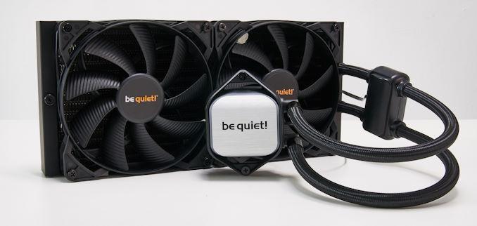 خالص نگه داشتن آن ، ساکت باش! سری خالص حلقه ، تا 360 میلی متر AIO   - لپ تاپ استوک