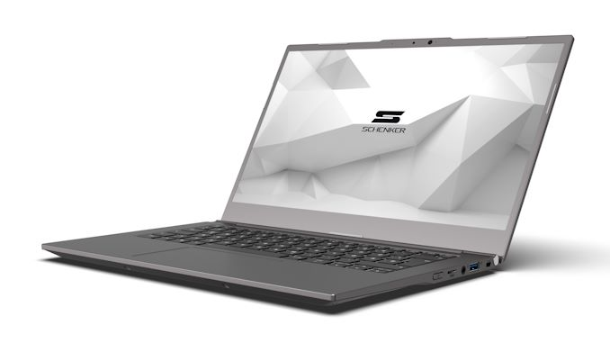 Schenker VIA 14: 14-inch Tiger Lake Magnesium Notebook، with 28W Version Inbound   - لپ تاپ استوک