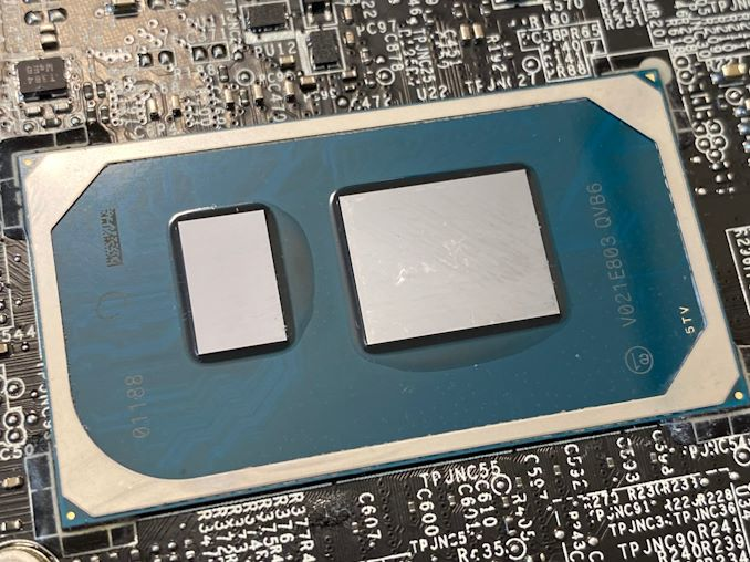 Intel's Tiger Lake 11th Gen Core i7-1185G7 Review and Deep Dive: Baskin' for the Exotic - AnandTech