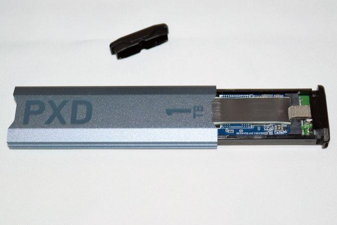 Patriot PXD 512GB M.2 PCIe Type-C SSD Externo PXD512GPEC