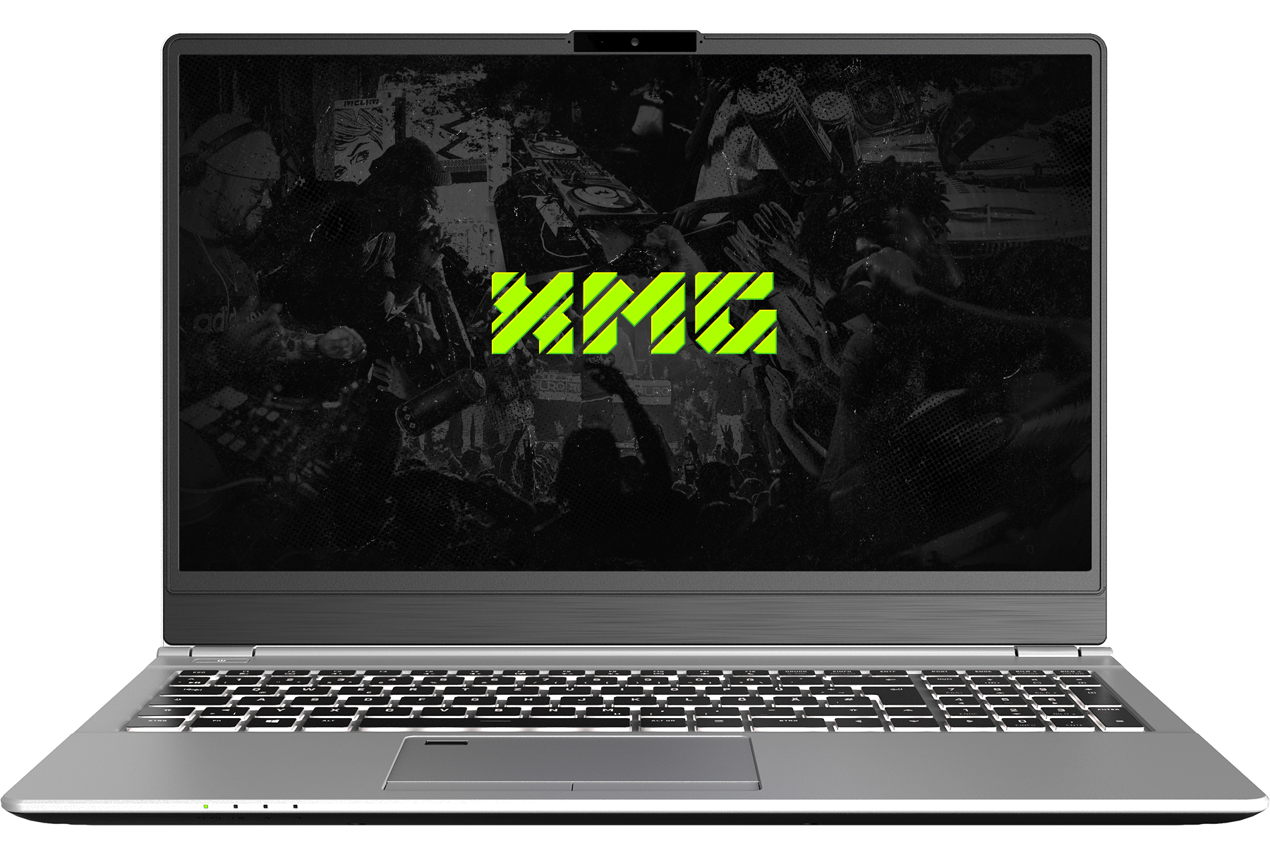 A 15 Inch Thin Laptop For The Road No More Dongles With The Xmg Dj 15
