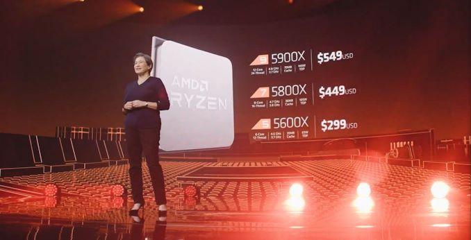 Nuovo AMD Ryzen 9 5900X: 12 Core 24 Thread a 4.8 GHz in boost