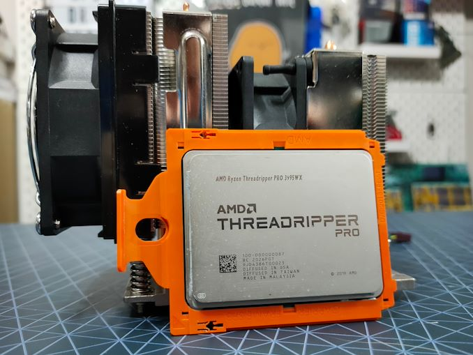 64 Cores of Rendering Madness: The AMD Threadripper Pro 3995WX Review