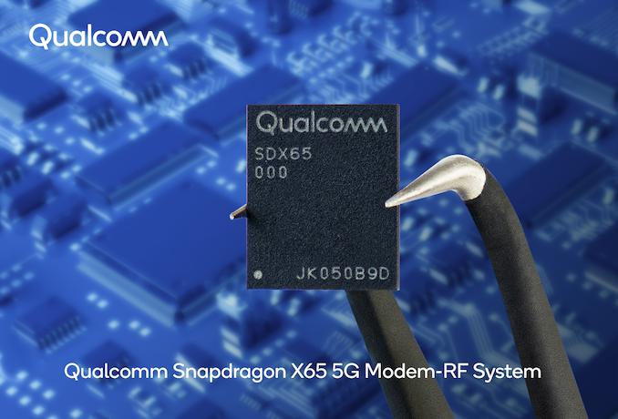 Qualcomm Announces X65 & X62 5G Modems on 4nm