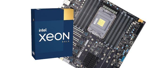 DIY on Intel Ice Lake Xeon Just Got A Little Closer
