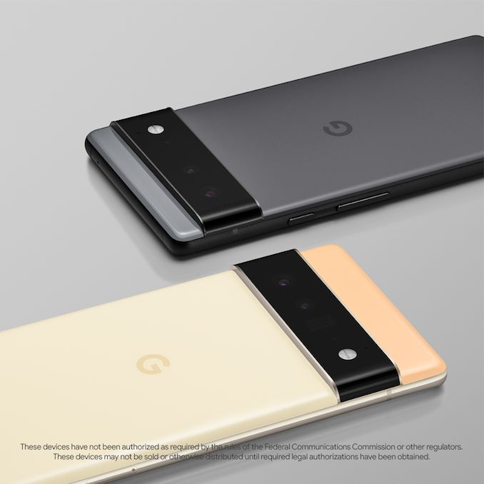 """Google Teases Pixel 6 and Pixel 6 Pro with new """"Tensor"""" SoC"""