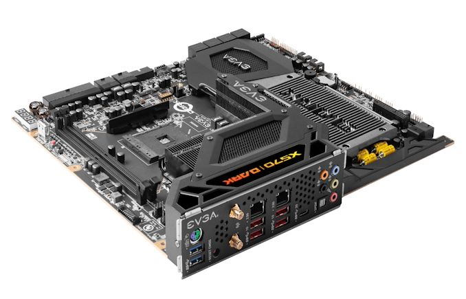 EVGA Releases the X570 Dark: First Ryzen Motherboard from EVGA, Built for OC