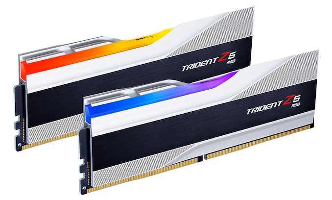 G.Skill Unveils Premium Trident Z5 and Z5 RGB DDR5 Memory, Up To DDR5-6400 CL36