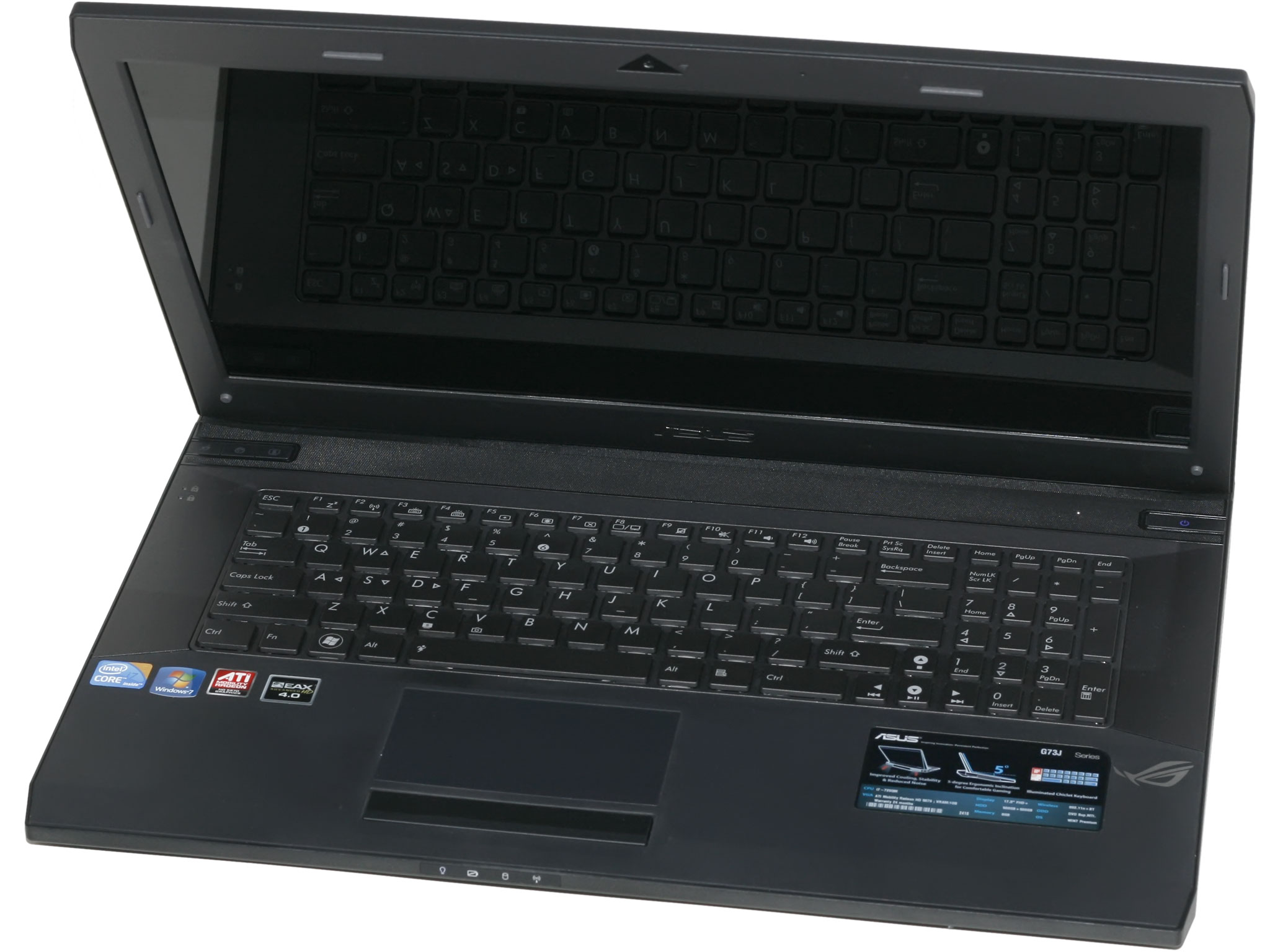 ASUS G73SW NOTEBOOK TURBO BOOST MONITOR WINDOWS 7 64 DRIVER