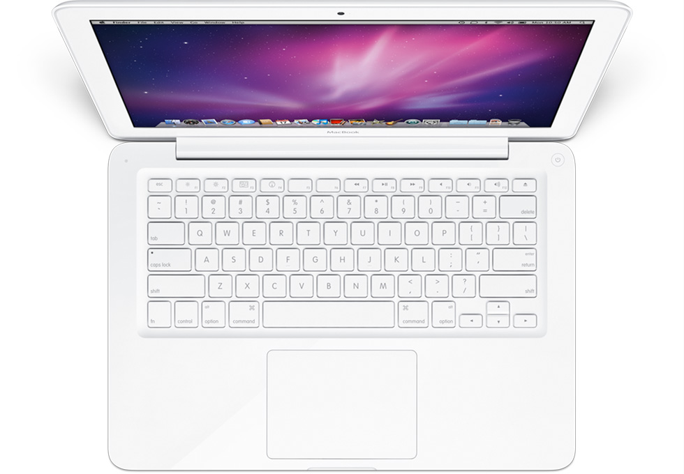Apple Macbook 2010 Update 10 Hours Battery Life