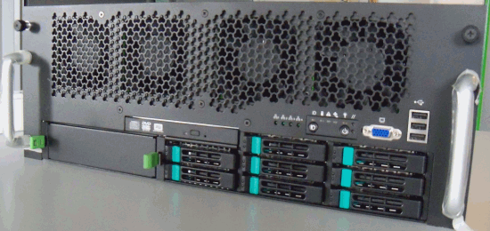 The 32-Core, 64-Thread Beast - Quad Xeon 7500, the Best Virtualized