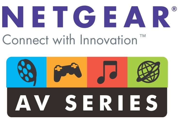 Netgear AV Series Set for Expansion