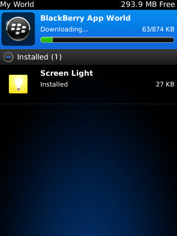download blackberry app world for blackberry torch