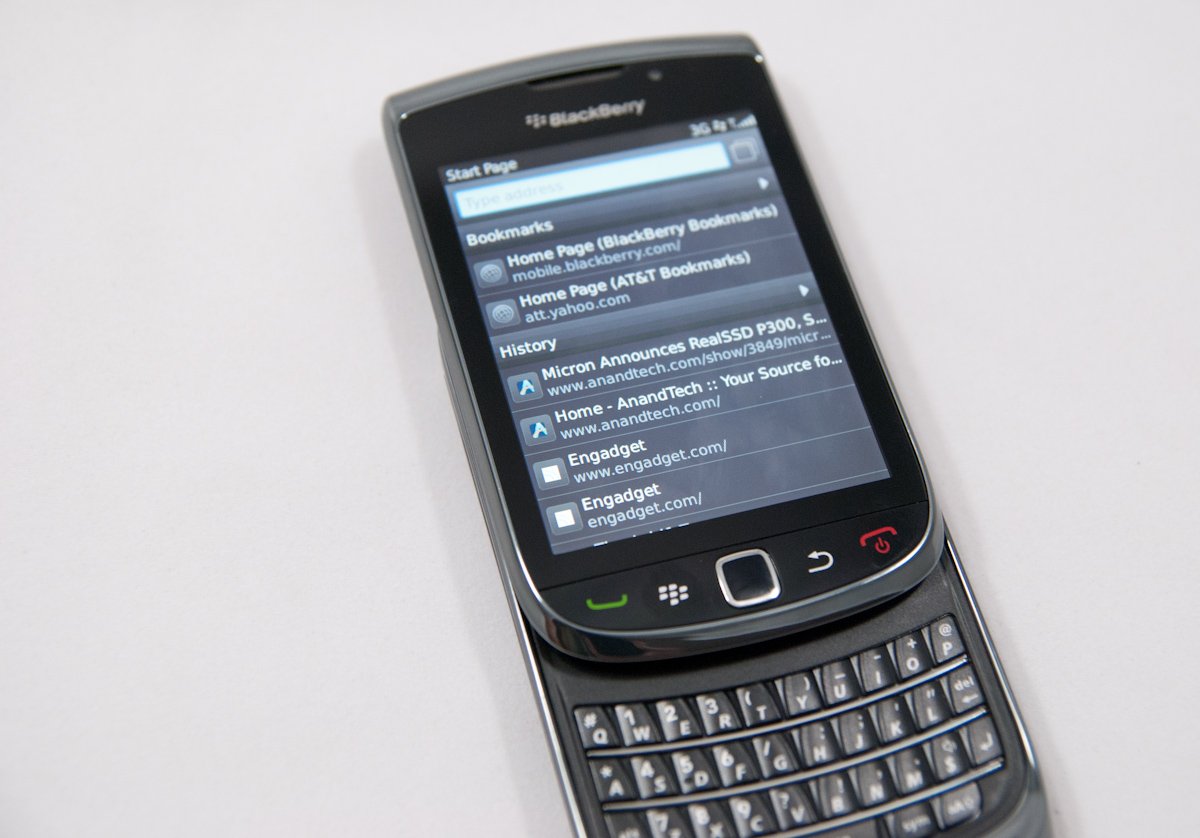 Blackberry Torch 9800 Review Keeping Rim S Flame Alive