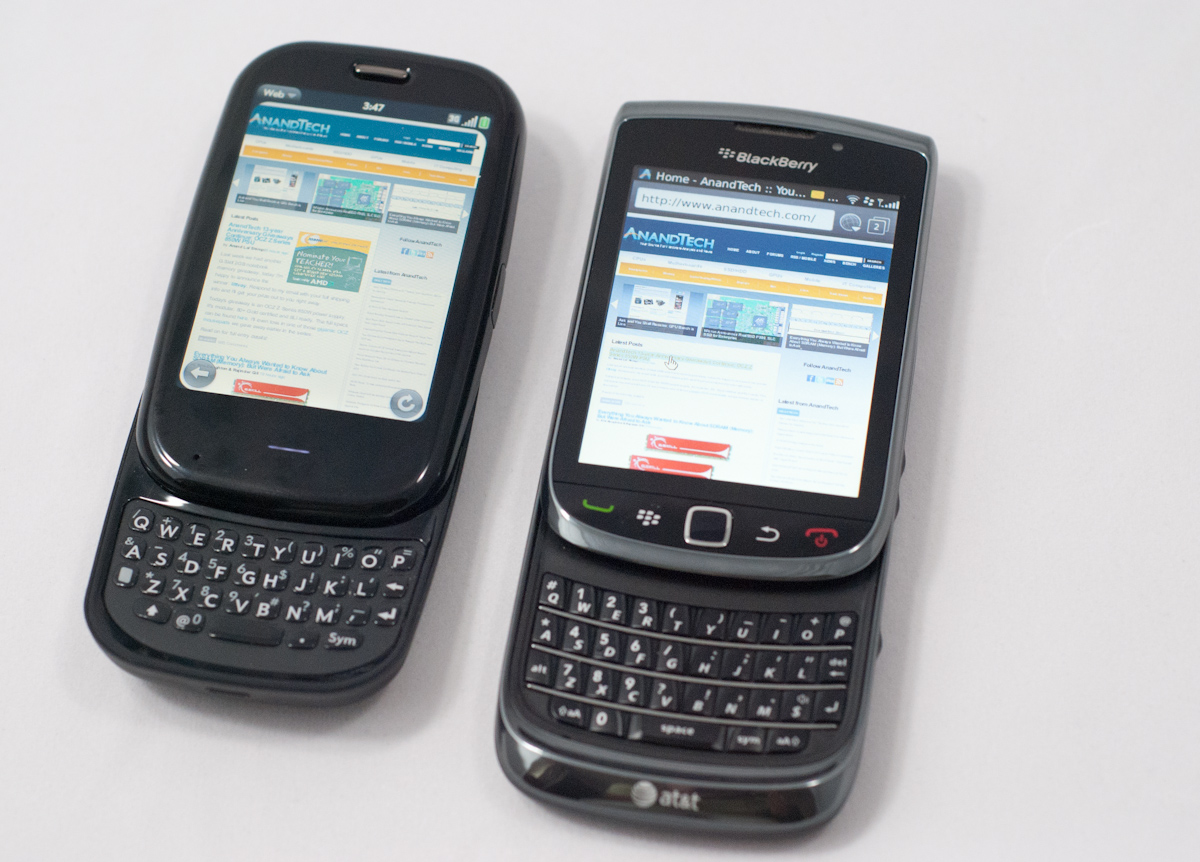 Meet the BlackBerry Torch - Part 1 - BlackBerry Torch 9800 Review: Keeping  RIM's Flame Alive