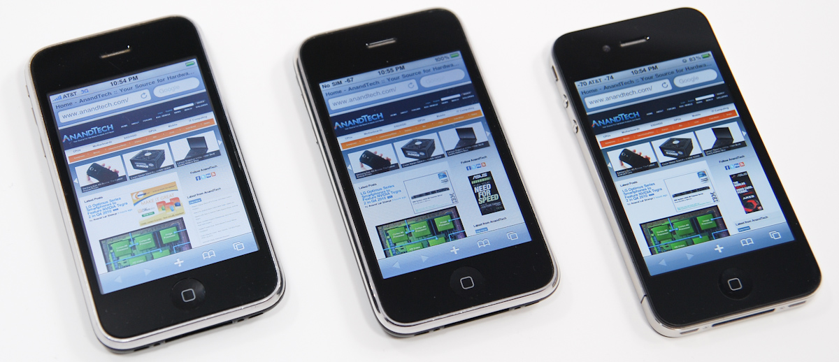 Caring for the Elderly: iOS 4 1 Speed Boost on the iPhone 3G
