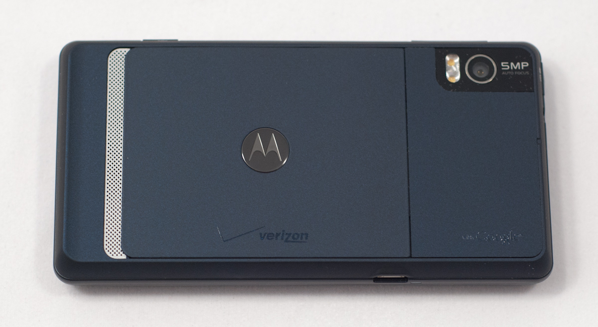 Motorola Droid 2 Review: Rebooting the Droid