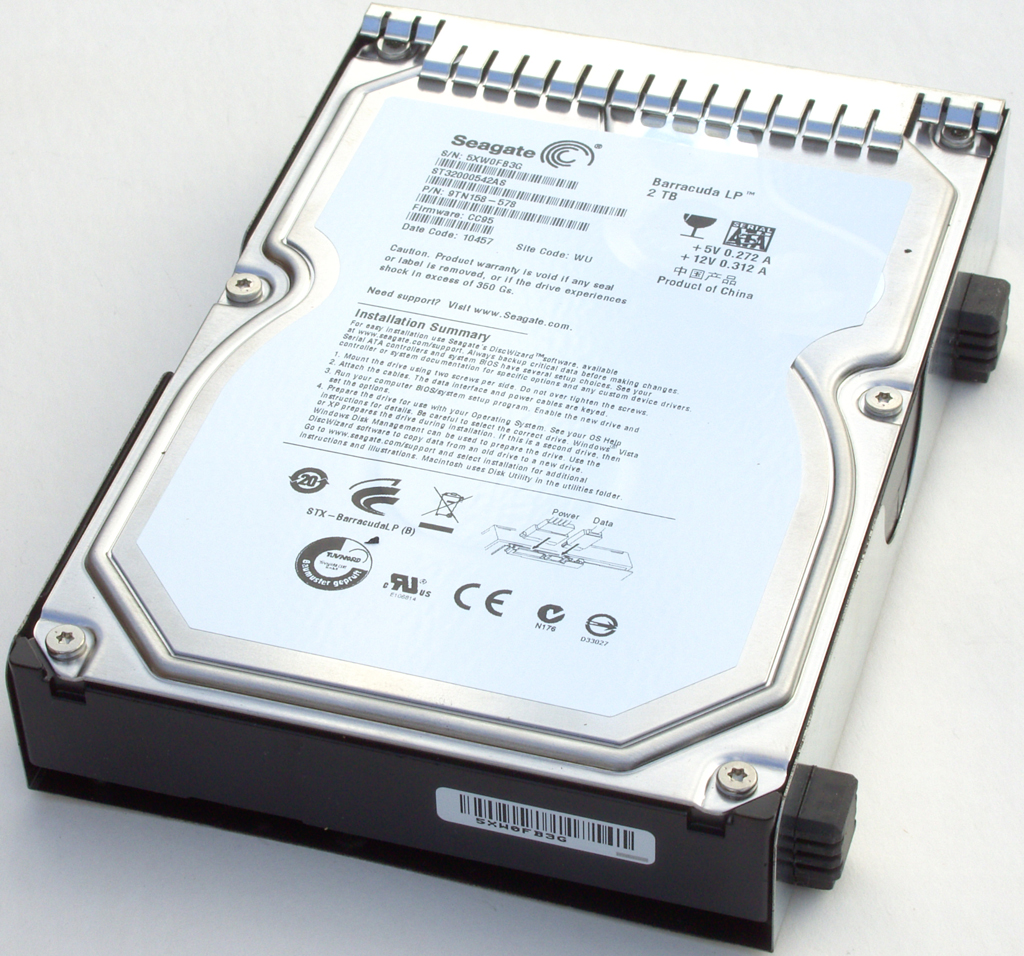 Seagate Goflex Home 2tb Reviewed Barracuda Its A St32000542as