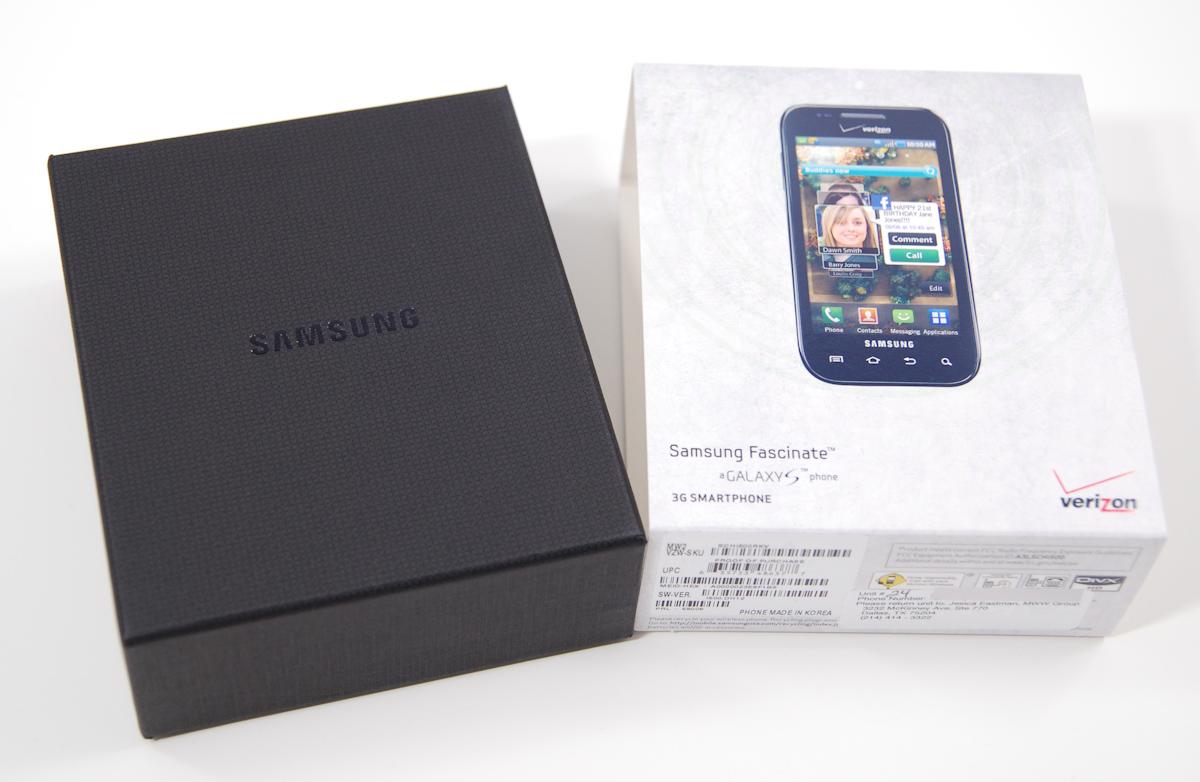 Samsung Fascinate Review Verizon S Galaxy S Smartphone