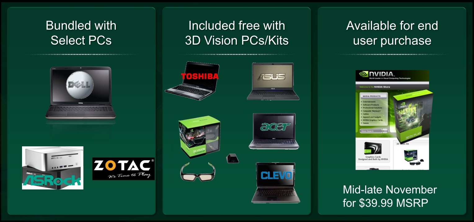 3dtv-play_NVIDIA Launches 3DTV Play, Bringing 3D Vision to the Big Screen