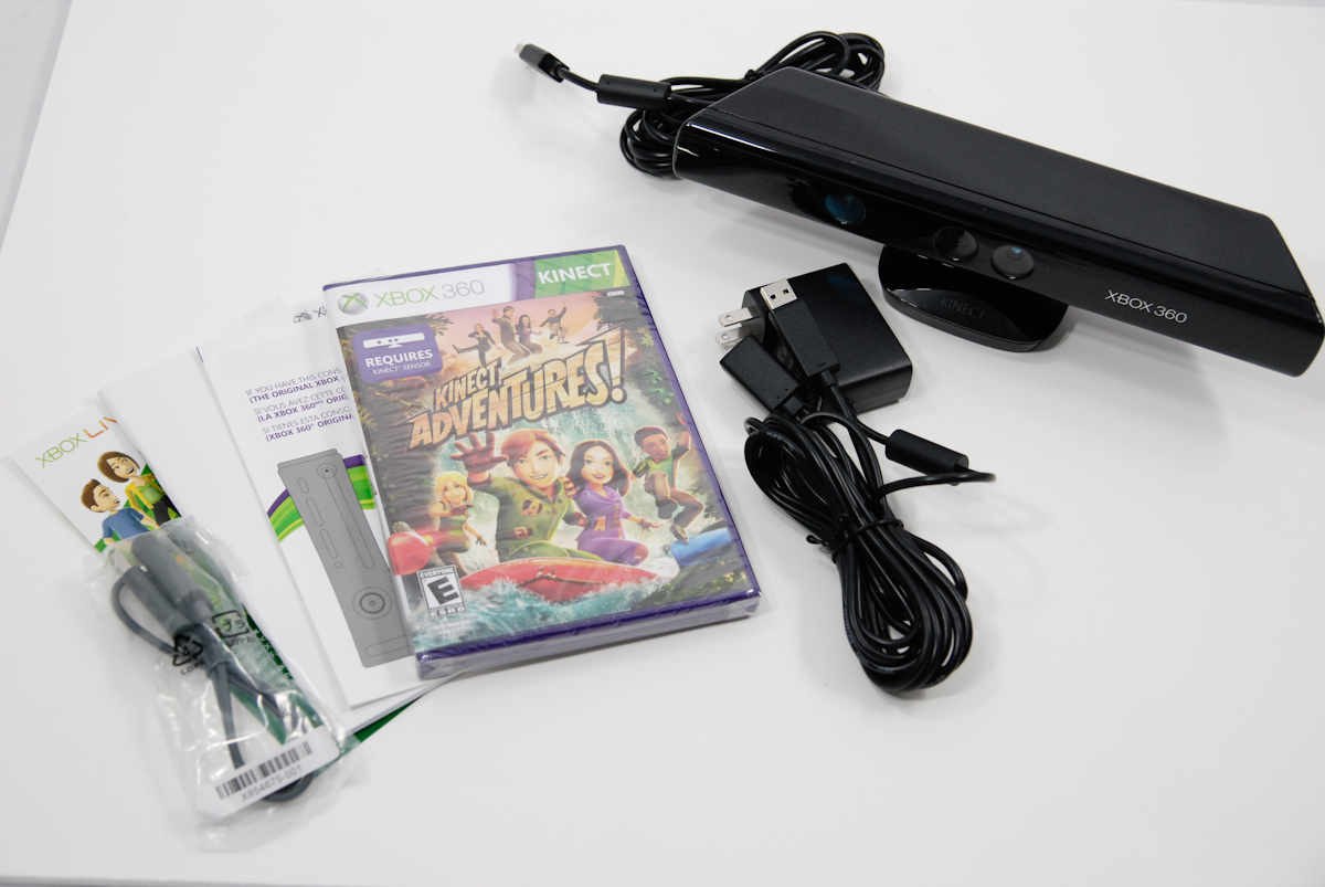 Microsoft Kinect: The AnandTech Review
