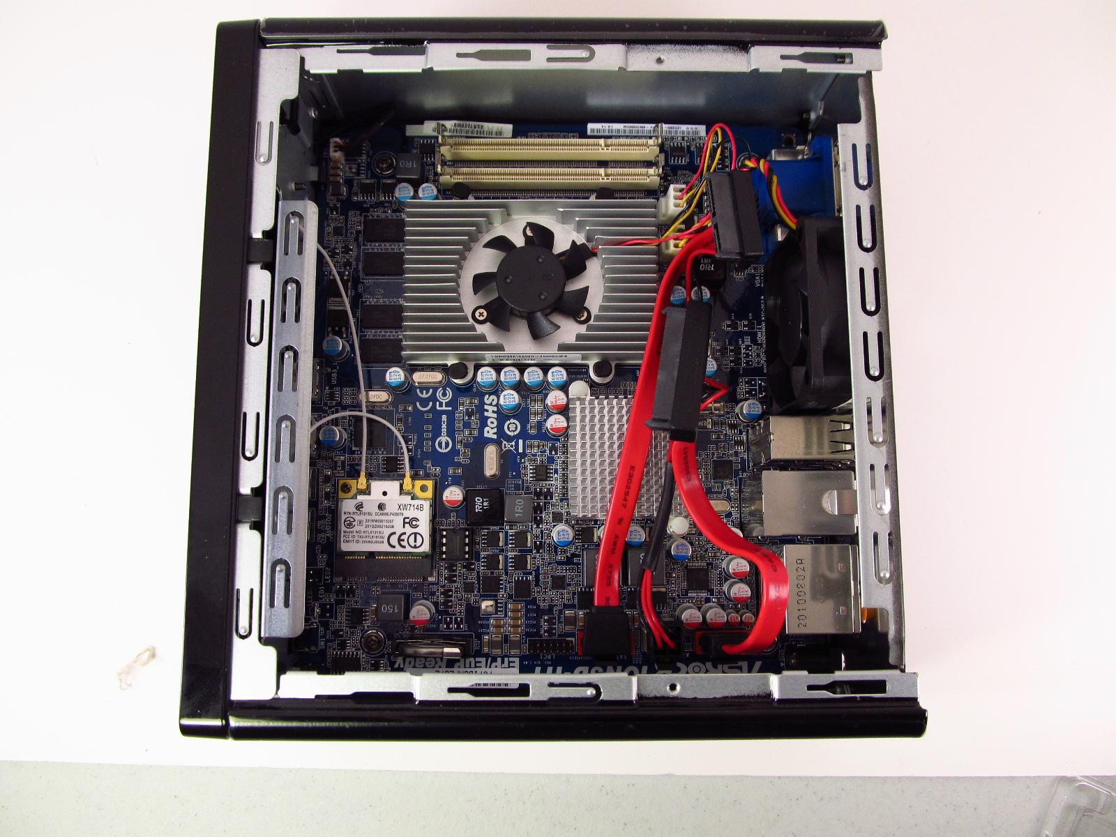 ASRock ION 3D 152DL NVIDIA System 64Bit