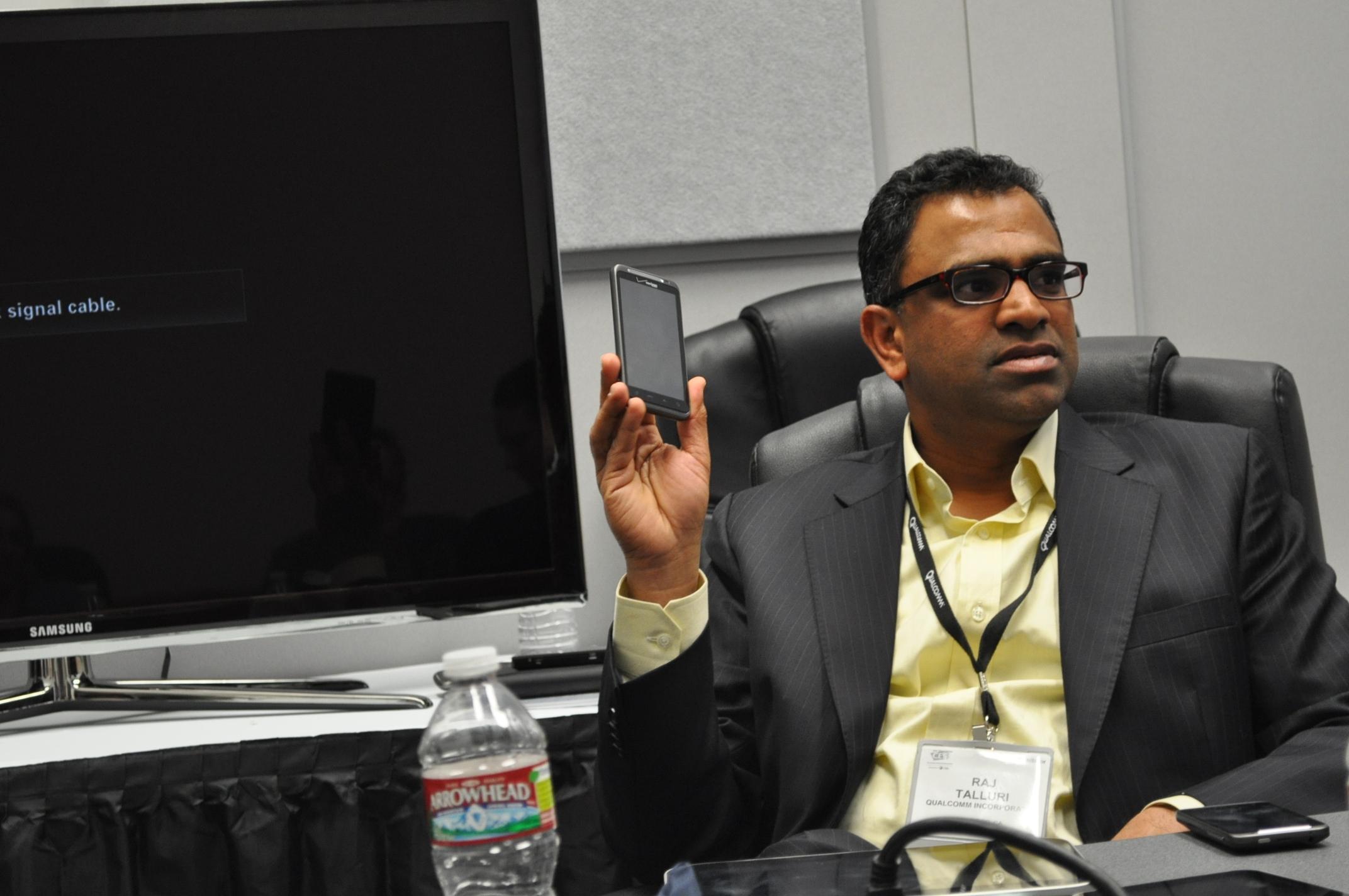 CES 2011: Qualcomm Demos Snapdragon MSM8660