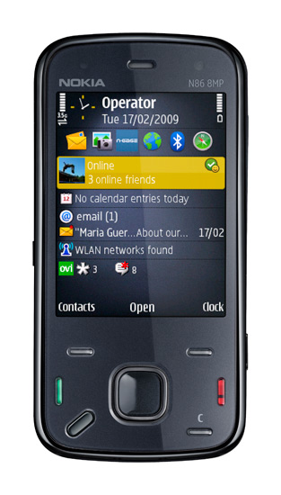 Symbian^3 - Nokia N8 Review: Nokia's New Flagship