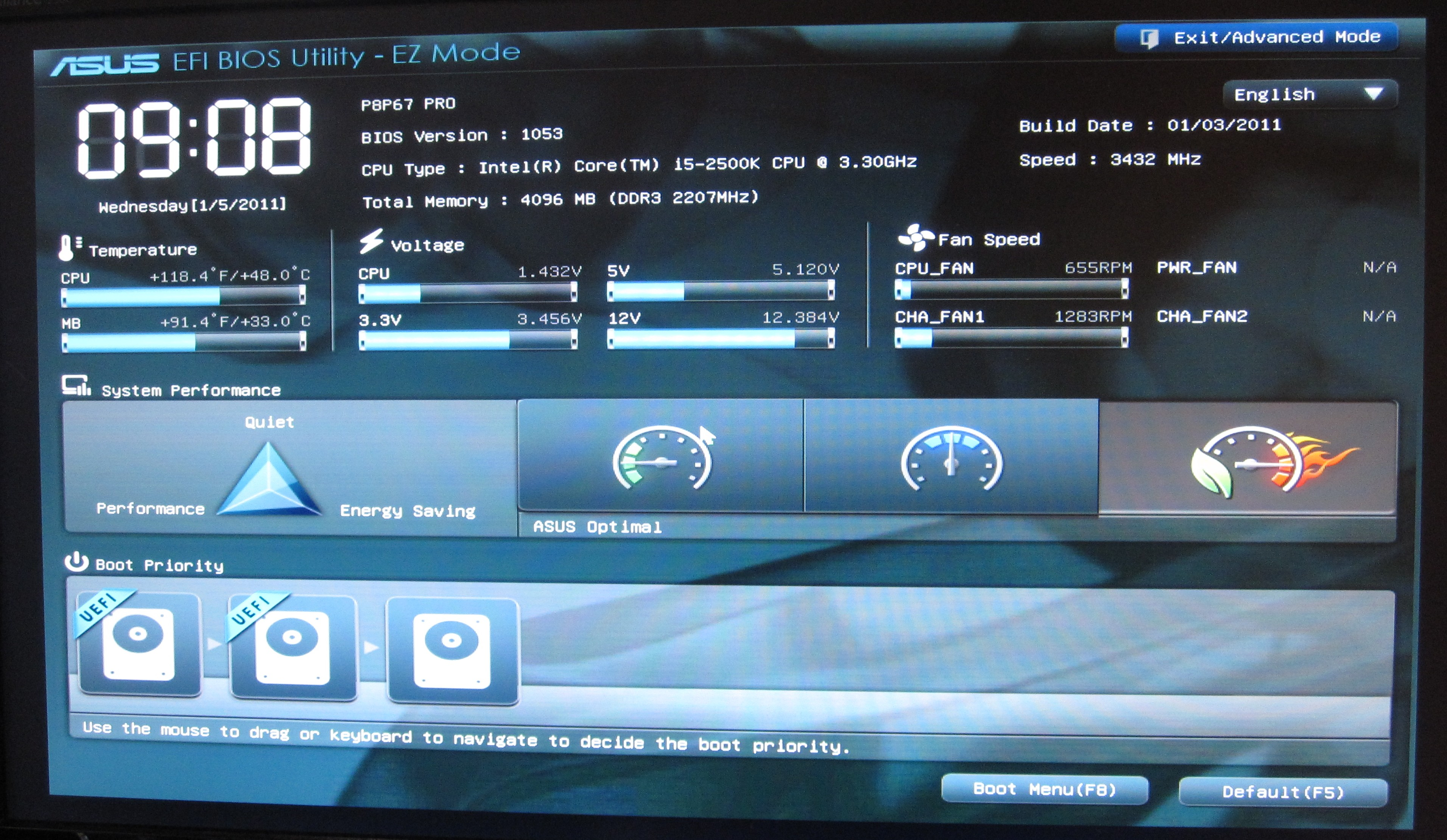 Asus P8p67 Pro Uefi Overclocking The Battle Of The P67