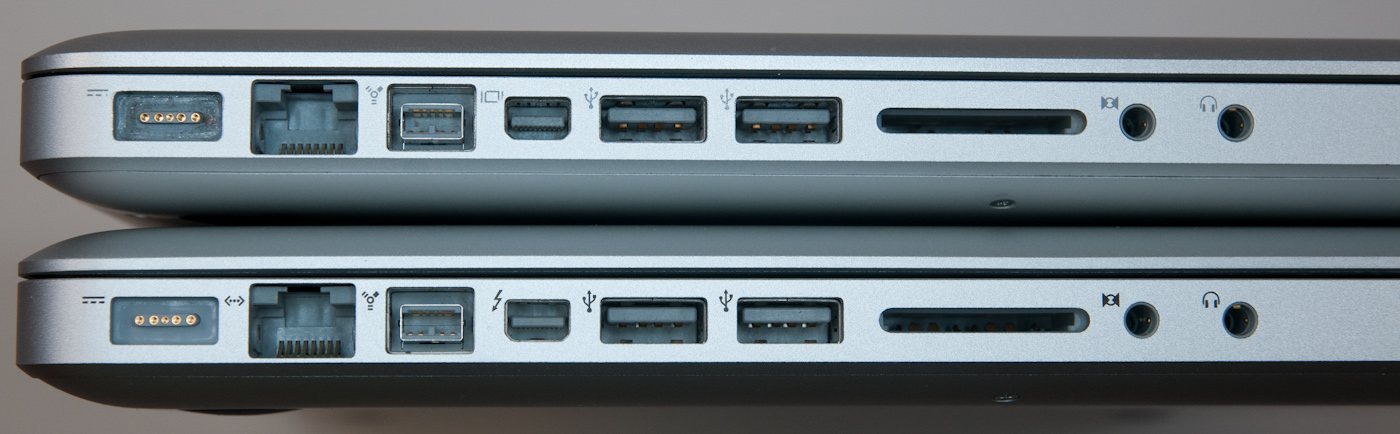 Thunderbolt - The MacBook Pro Review (13 & 15-inch): 2011