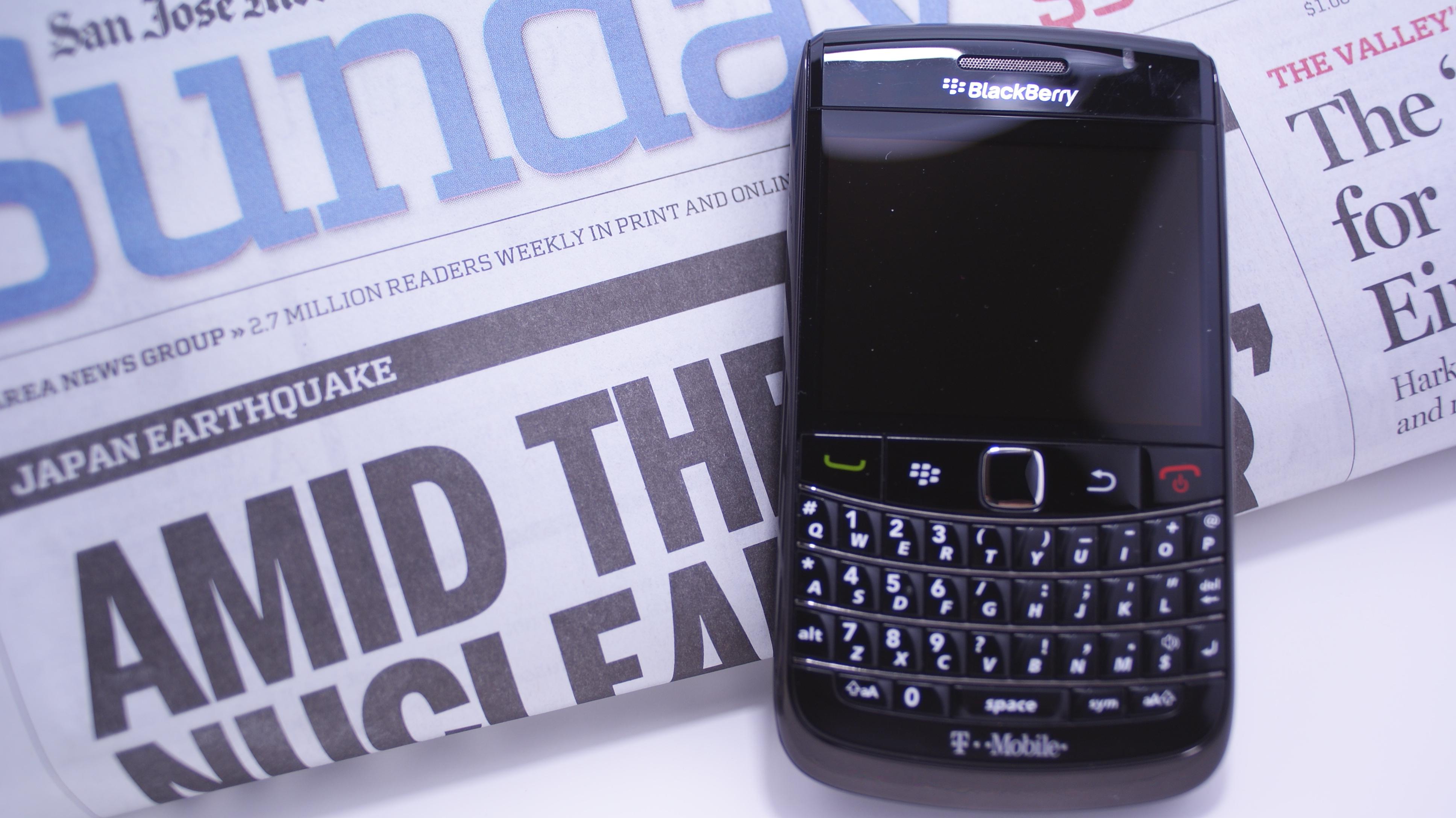 BlackBerry Bold 9780: Not So Bold