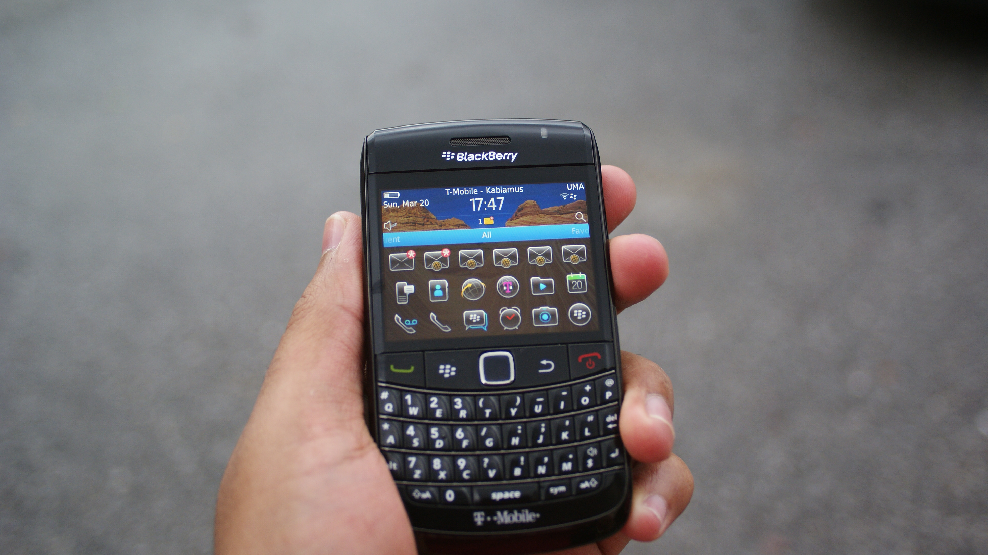 Conclusion: Short, not Sweet - BlackBerry Bold 9780: Not So Bold