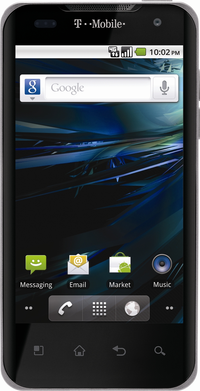 LG Optimus 2X coming to USA as T-Mobile G2x