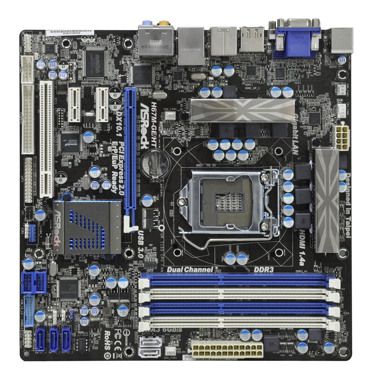 Asrock H61M-GE Intel INF Driver Download