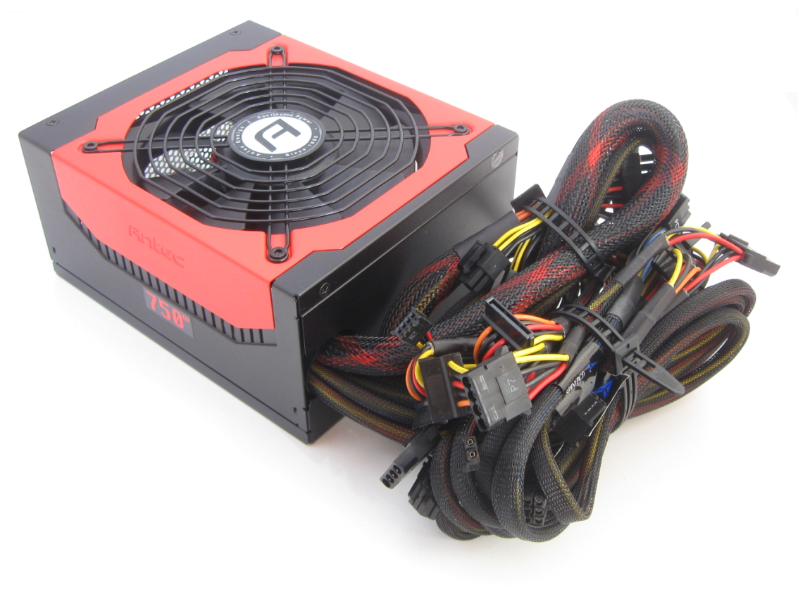 Antec HCG 750W: Built for Gamers?