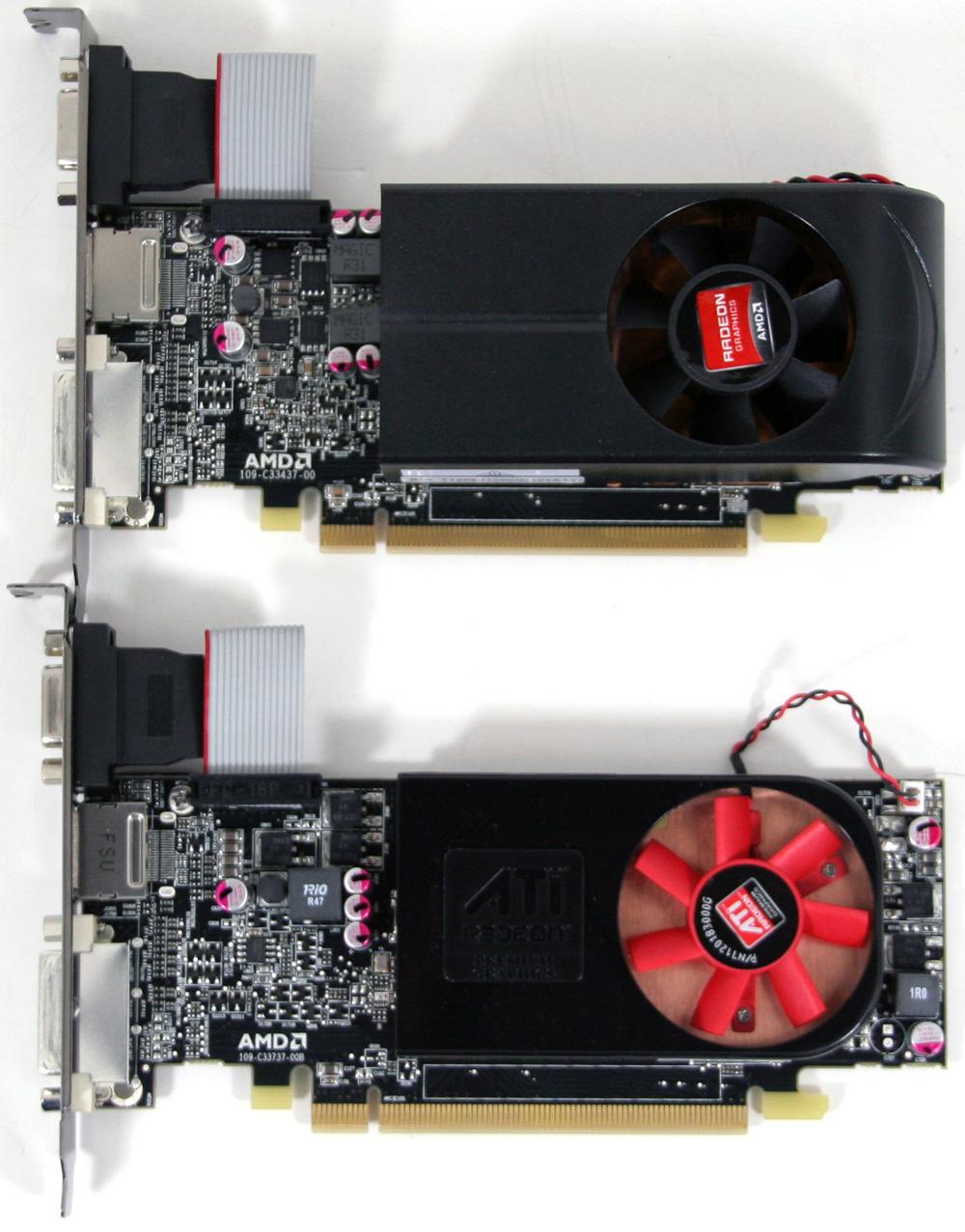 AMD's Radeon HD 6670 & Radeon HD 6570: Two's Company, Sub ...